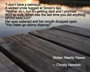 stolen hearts teaser