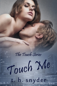 Touch Me E-Book Cover